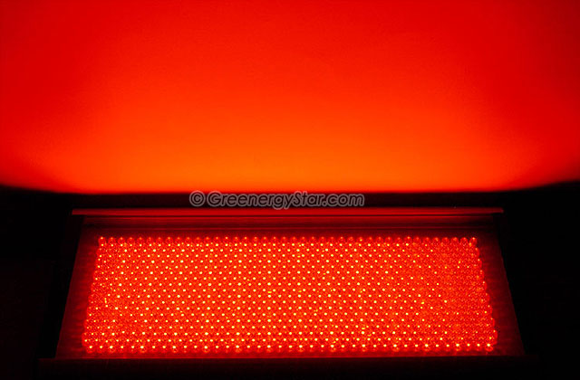 30w 711pcs Red Led Grow Light Panel 100v 240v 50 60hz Ac